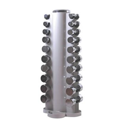 Professional Vertical Dumbbell Rack