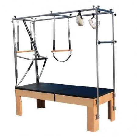Trapeze Table With Different Strength Spring