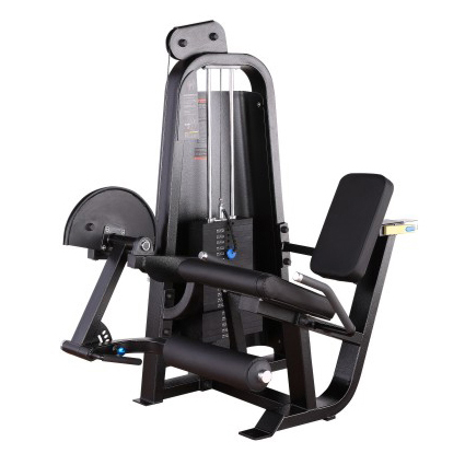 Leg Extension Used As Professional Fitness Equipment With Excellent Weight Stack