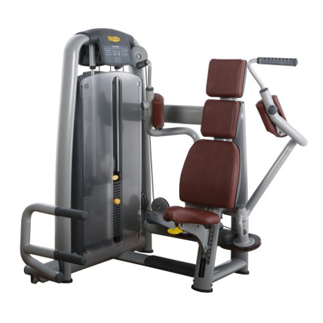 Butterfly Machine Used As Gym Equipment With 6mm Strong Steel Cable