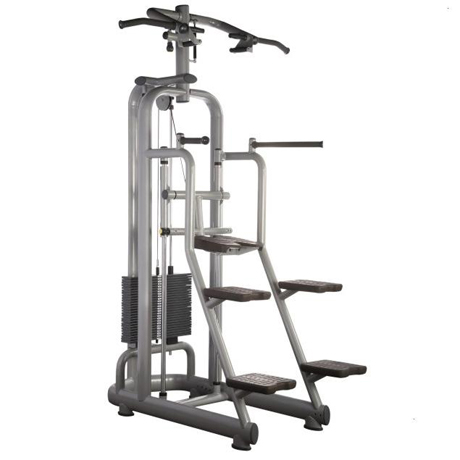 Easy Chin & Dip Used As Commercial Fitness Machine With 2630mm Height