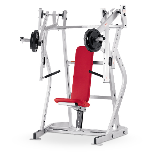 Iso-Lateral Bench Press Used As Hammer Strength Fitness Equipment With 400KG Max Load
