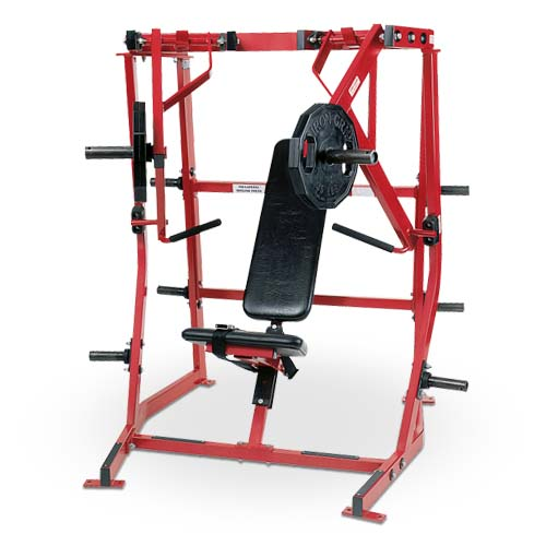 Iso-Lateral Decline Press Used As Hammer Strength Gym Equipment With Nice Design