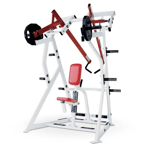 Iso-Lateral D.Y.Row Used As Hammer Strength Gym Machine With PU Leather
