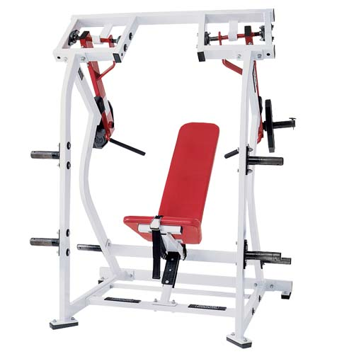 Iso-Lateral Shoulder Press Used As Hammer Strength Fitness Equipment With Nice Welding