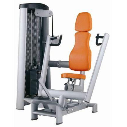 Chest Press Used As Gym80 Fitness Equipment With 60x120x3mm Steel Tube