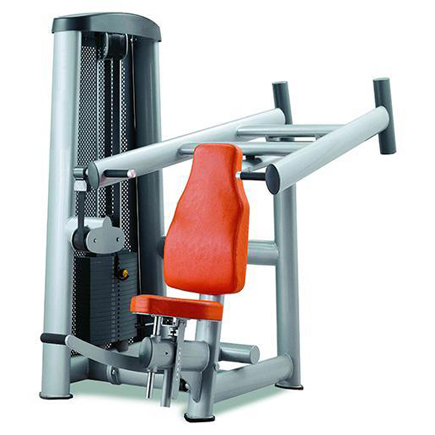 Shoulder Press Used As Gym80 Exercise Machine With Super Quality PU Leather
