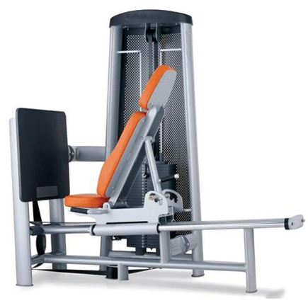 Seated Leg Press Used As Gym80 Strength Machine With 6mm Strong Steel Cable