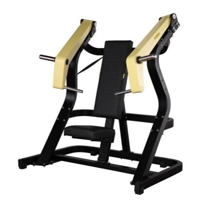 Incline Chest Press Used As Fitness Machine With High Quality Steel Tube