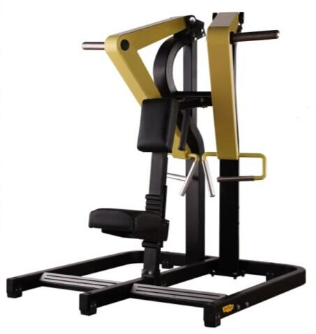 Low Row Used As Exercise Equipment With Good Surface Painting Finish