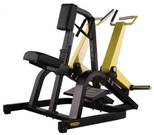 Incline Level Row Used As Sports Machine With Good Spare Parts