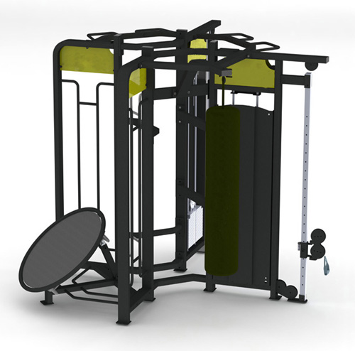 Group Training Fitness Equipment Synrgy360 with professional design
