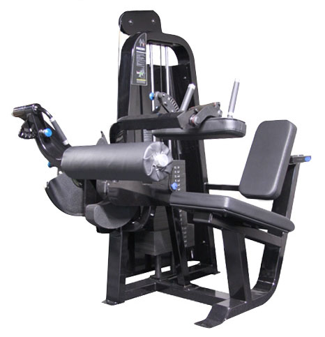 Seated Leg Curl Used As Commercial Fitness Equipment With Good Painting