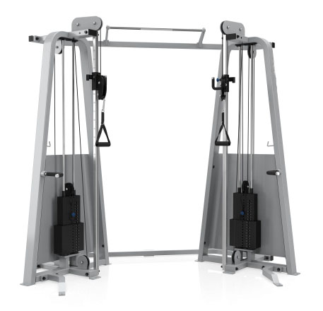Functional Training System Used As Gym Machine With Excellent Electrostatic Powder Coating