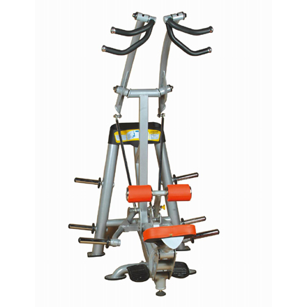 Lat Pulldown Used As Fitness Equipment With Professional Design