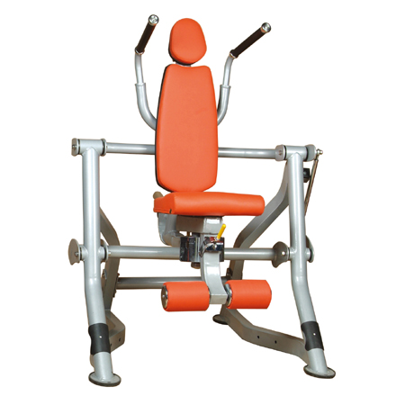 Abdominals Used As Selectorized Gym Equipment With Good Design
