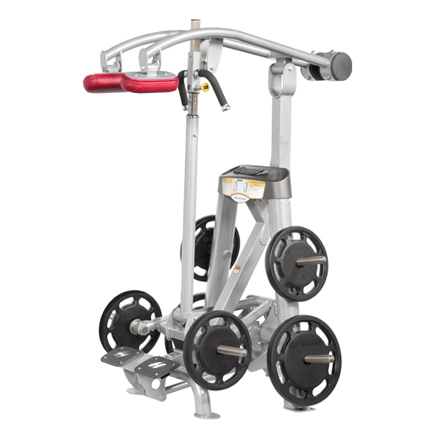 Standing Calf Raise Used As Fitness Equipment With Professional Design