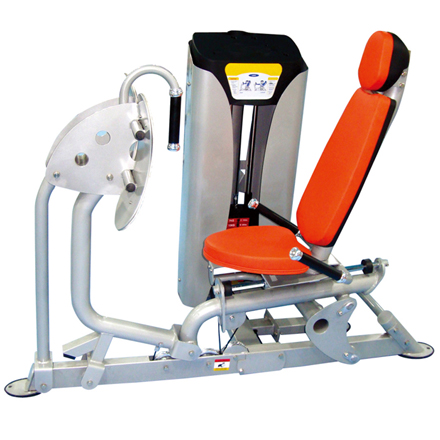 Leg Press Used As Fitness Equipment With Professional Design
