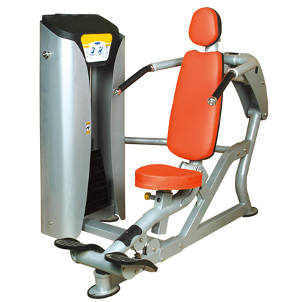 Shoulder Press Used As Fitness Equipment With Professional Design