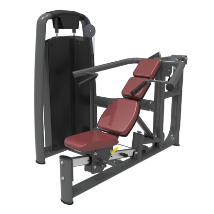 Adjustable Chest Press Used As Fitness Equipment With Professional Design