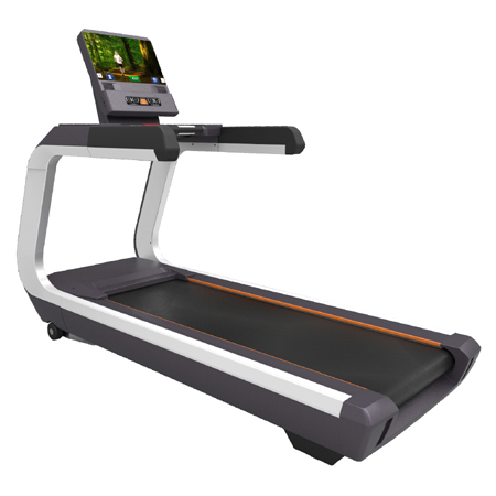 Commercial Treadmill With Excellent Touch Screen