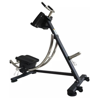 Commercial AB Coaster Used As Fitness Equipment With Professional Design